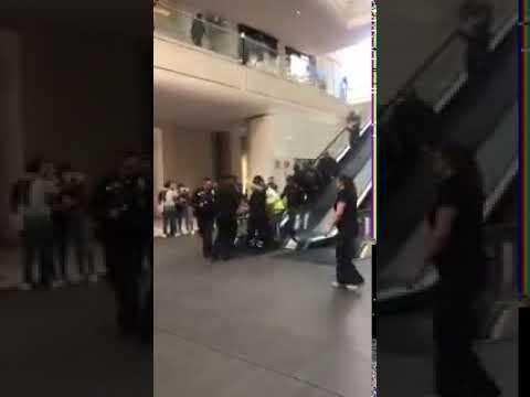 Balacera en Reforma 222; hay dos heridos