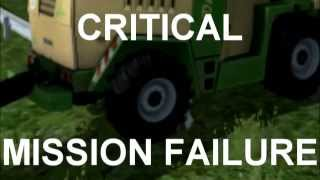 Farming Simulator Mad Skill | No Plow | 360 Crop Rotation |
