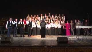 Фото ОСЬ ВІН ГРЯДЕ   Молодіжний хор Львівської церкви ХВЄ