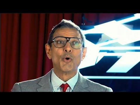 Jeff Goldblum Making Noises (Supercut)