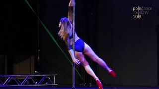 Joanna Mikoś - Exotic Pro - Pole Dance Show 2019