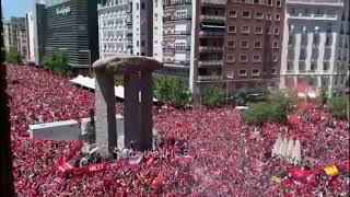 Болельщики Ливерпуля поют в Мадриде You Ll Never Walk Alone
