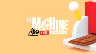 La Machine du Moulin Rouge - Mars 2015