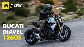 Ducati Diavel 1260 TEST [ENGLISH SUB]