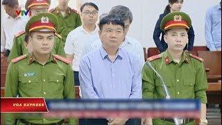Ông Đinh La Thăng nhận án tổng cộng 31 năm tù