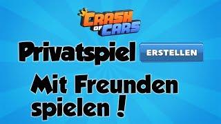 Privatspiel erstellen * Crash of Cars /deutsch