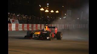 Mãn nhãn màn đua xe F1, driff trên đường Hà Nội | Thể Thao 247