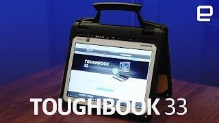 Panasonic Toughbook 33   Hands-on