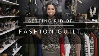 Getting Rid Of Fashion Guilt