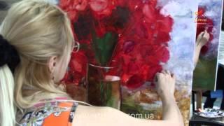 Видео уроки и мастер классы живописи