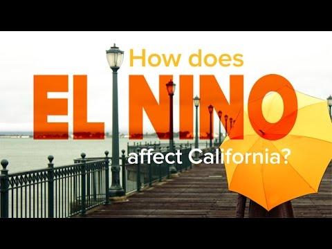 How Does El Niño Affect California?