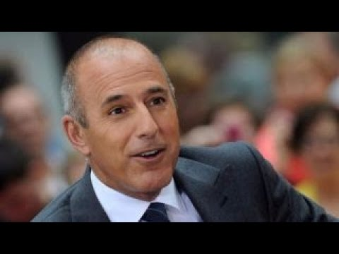 Report: Matt Lauer accused of harassment by multiple women