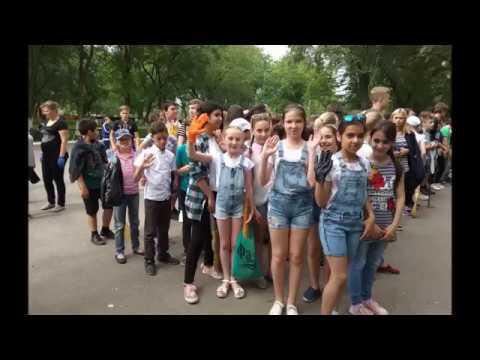 Субботник 26 мая  2018 СОШ 8 Невинномысск