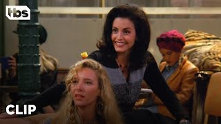 Friends: Monica Offers to Cook Thanksgiving (Season 1 Clip) | TBS