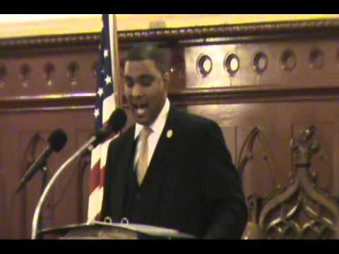 Derrick S  Johnson, Sr  Trial Sermon