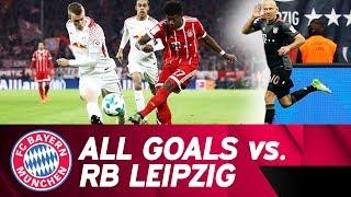 Alle Bayern-Tore gegen RB Leipzig...bisher!