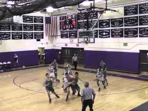 Ticonderoga - Seton Catholic JV Boys  2-6-13