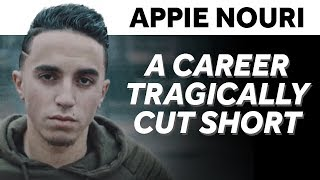 Ajax's Appie Nouri will tragically never play football again. But his friends and former team-mates are determined to make sure he'll never be forgotten.