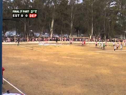 ESTRELLAS CAMPEON: Gol de Luis Oliva.mpg