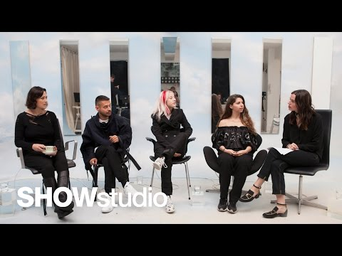 Marc Jacobs - Spring / Summer 2016 Panel Discussion