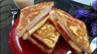 Супер Вкусный Рецепт Горячих Бутербродов