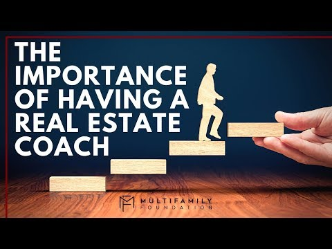 The Importance Of Having A Real Estate Coach