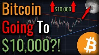 $10,000 Bitcoin SOON? - Bitcoin Teases Bullish Breakout!