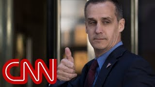 corey lewandowski new book