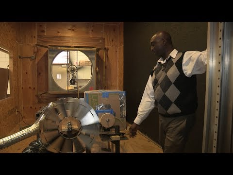 Wind Energy Improves Grain Drying