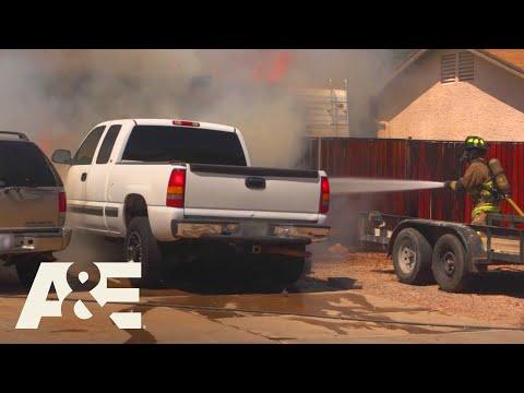 Live Rescue: Garage On Fire (Season 2) | A&E