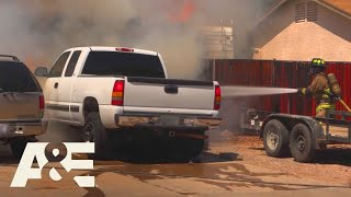 Live Rescue: Garage on Fire (Season 2) | A&E