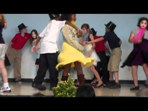 The Academy of Moore County presents A Celebration of Black History through Music (Video 7 of 11)