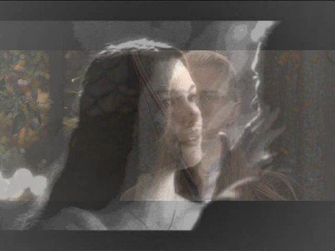 Legolas and Arwen-The power of love