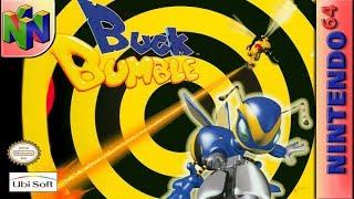Longplay of Buck Bumble