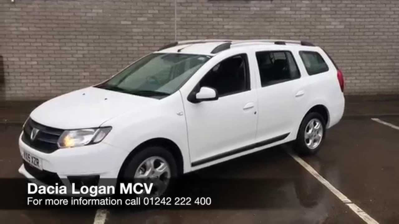 2015 dacia logan mcv 1 5 dci laureate vx15 xzr at hylton renault cheltenham youtube. Black Bedroom Furniture Sets. Home Design Ideas