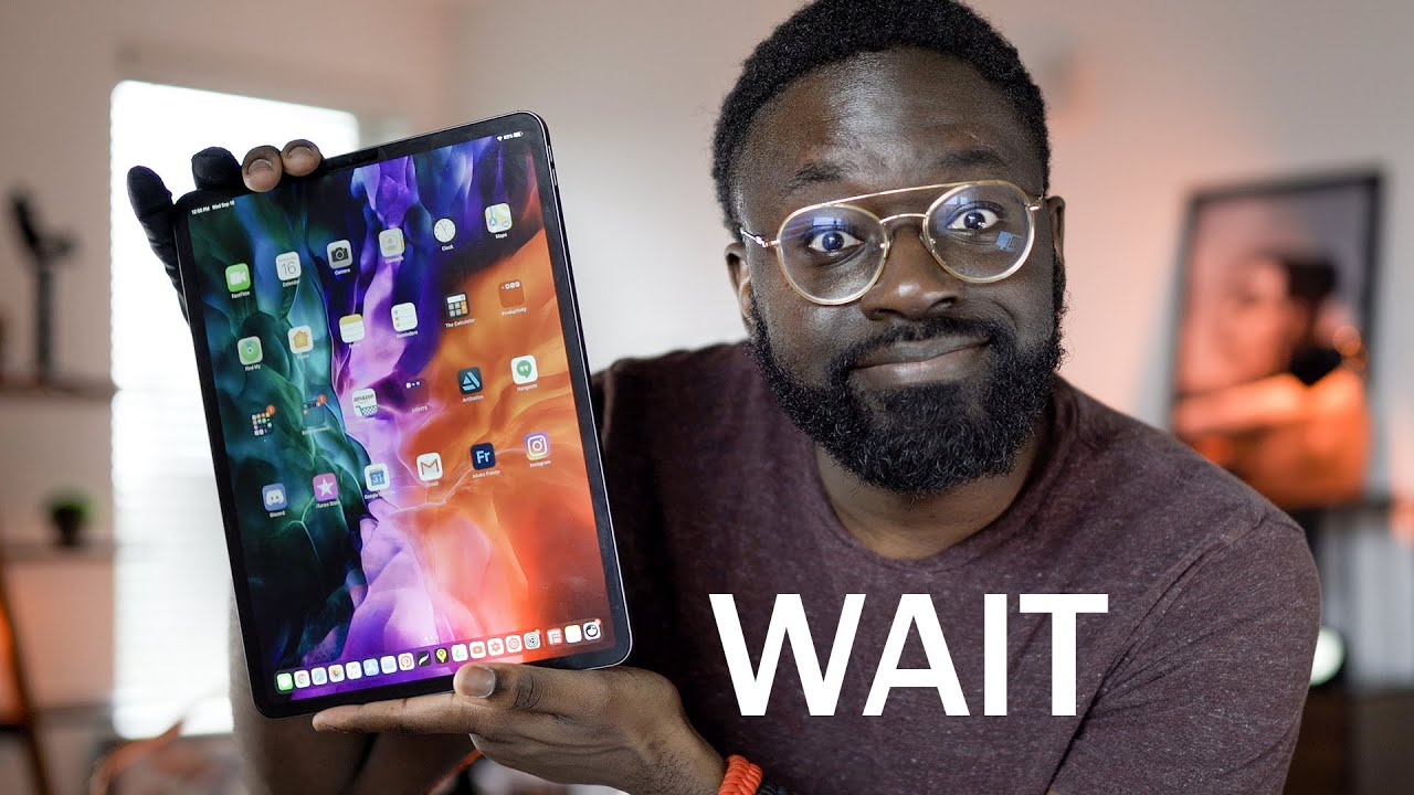 2020 IPAD AIR -  What is Apple Doing!?