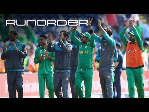 Runorder: Is Pakistan lucky, or underrated?