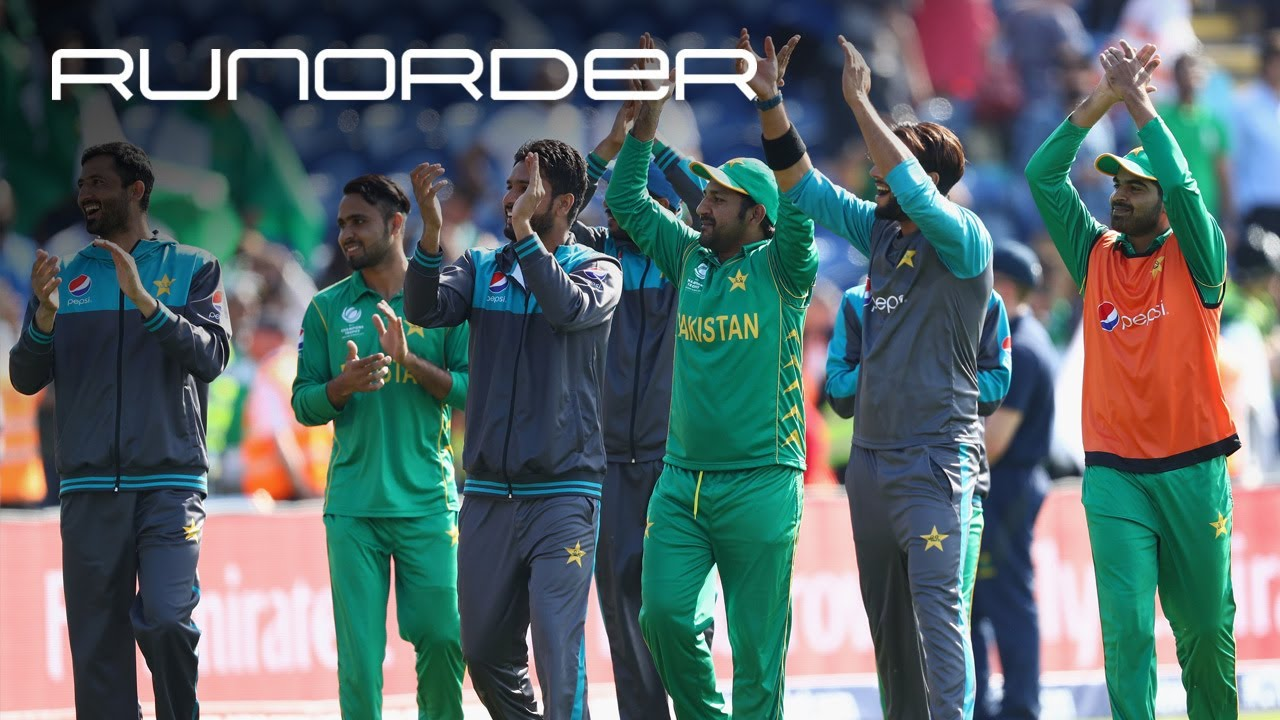 Runorder: Is Pakistan lucky, or underrated? #1