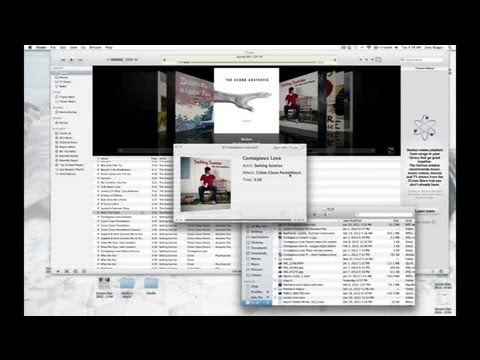 How to Transfer Songs From a Flash Drive to iTunes : Audio Digital Media
