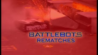 Blacksmith Vs Minotaur Battlebots MP4 Video and Blacksmith