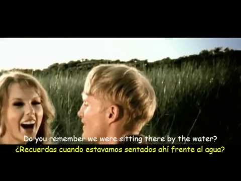 Taylor Swift - Mine (Lyrics & Sub Español) Official Video