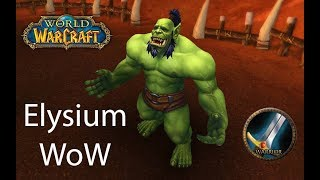 World of Warcraft Ванила / воин (танк) 47 лвл