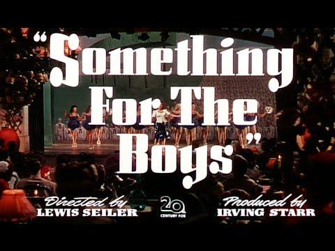 Something for the boys (1944) trailer