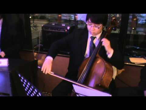 The Swan_Cello & Piano.@InterContinental Hong Kong by Joyful Music & Art