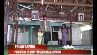 Pulau Sapudi, Pulau Persinggahan Pangeran Adipoday