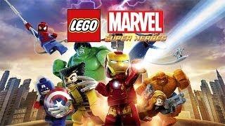 LEGO Marvel Superheroes - Game Movie