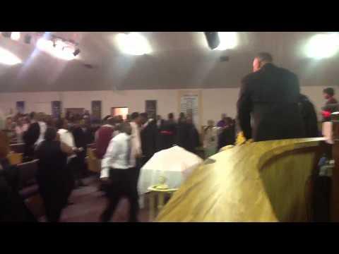 St. Paul of jacksonville, fl praise break 2