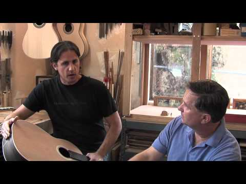 An Interview with Luthier Pepe Romero Jr.