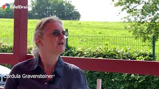 5 Minuten mit Cordula Gravensteiner