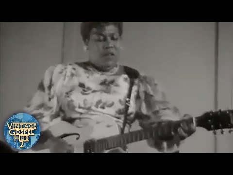 Sister Rosetta Tharpe guitar solos (in motion picture)